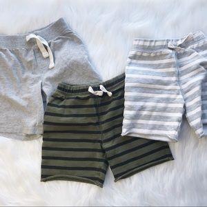 Boys 4T shorts bundle